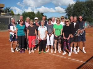 Gruppenbild Kohlturnier 2015